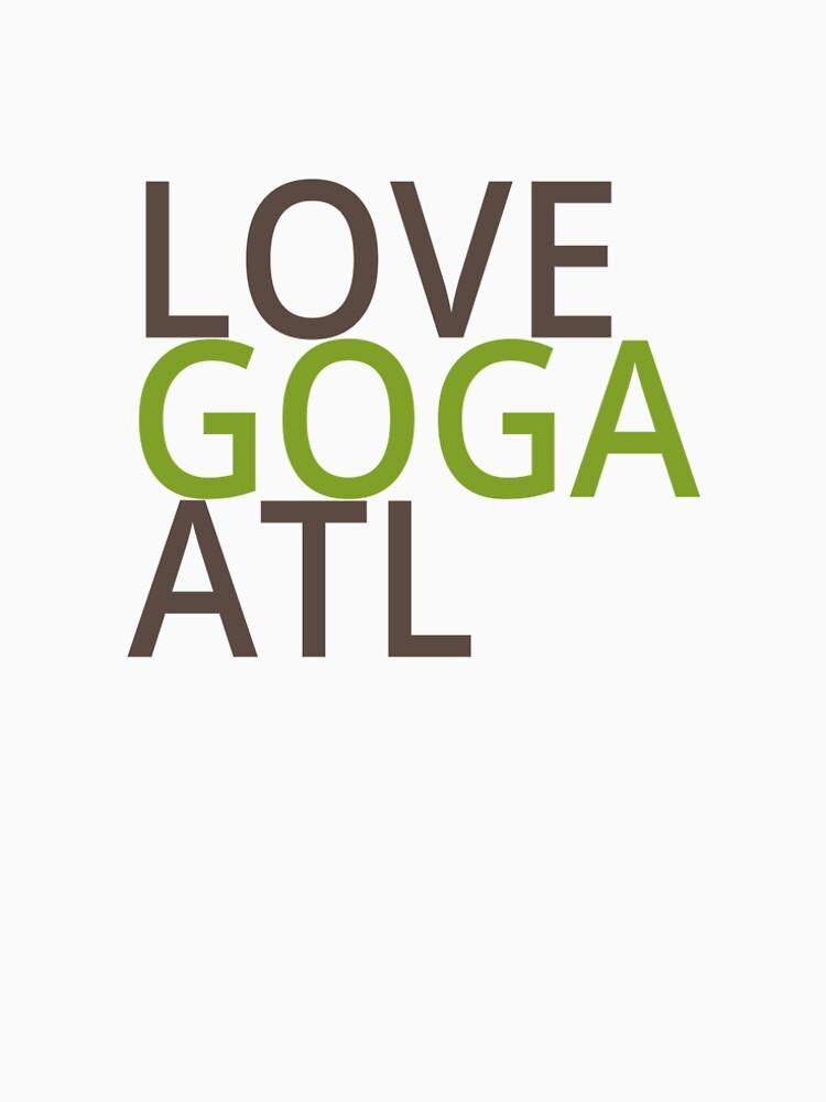 LOVE GOGA ATL  by LOVEGOGAATL