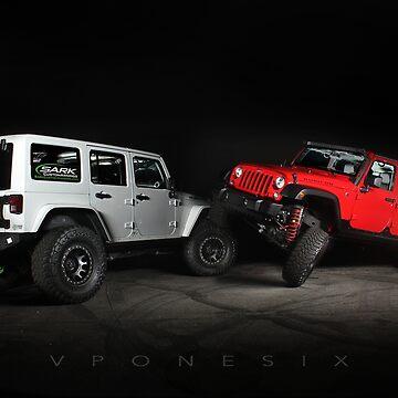 Jeep Wrangler Rubicon Flex by VPONESIX