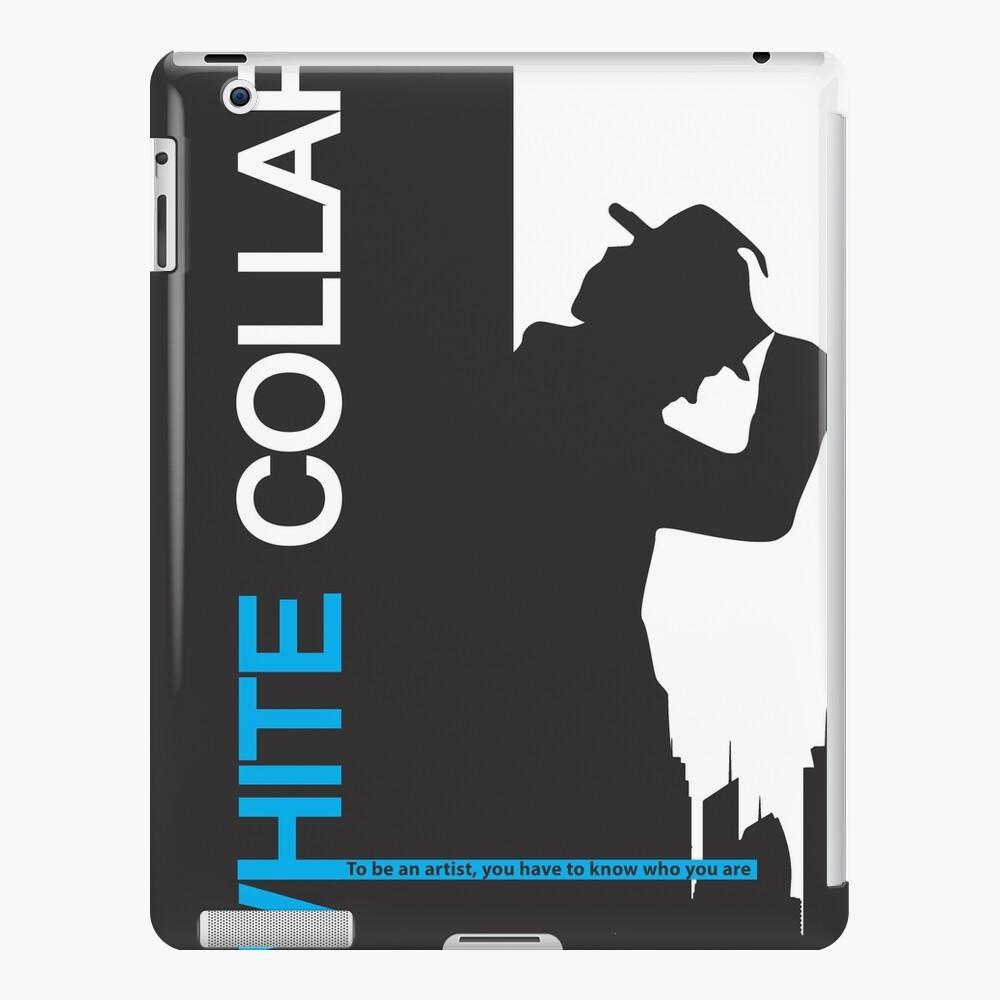 White Collar iPad Case & Skin
