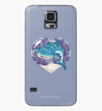NOM the Whale Shark Case/Skin for Samsung Galaxy