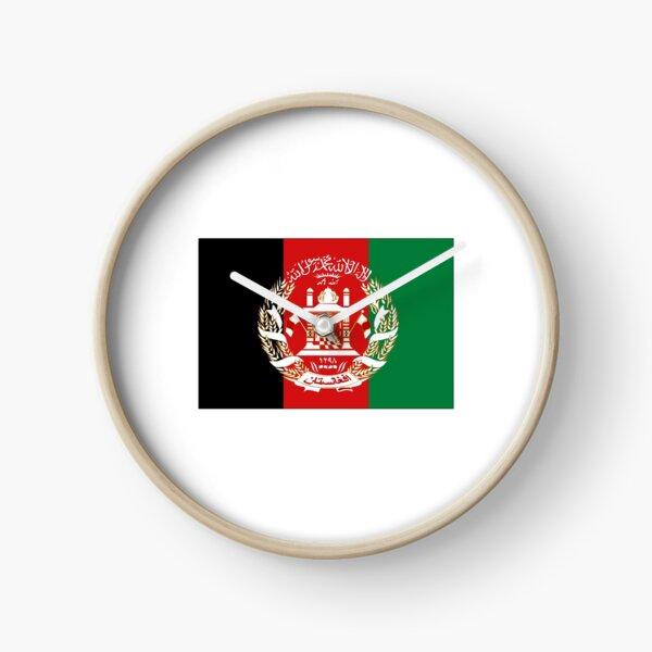 Uhren Afghanistan Redbubble