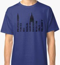 la casa de papel Classic T-Shirt