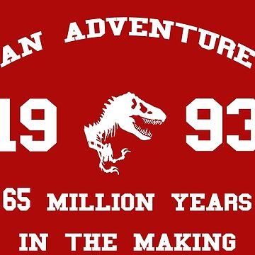 Jurassic Park/World - Sports Wear by Marialeones