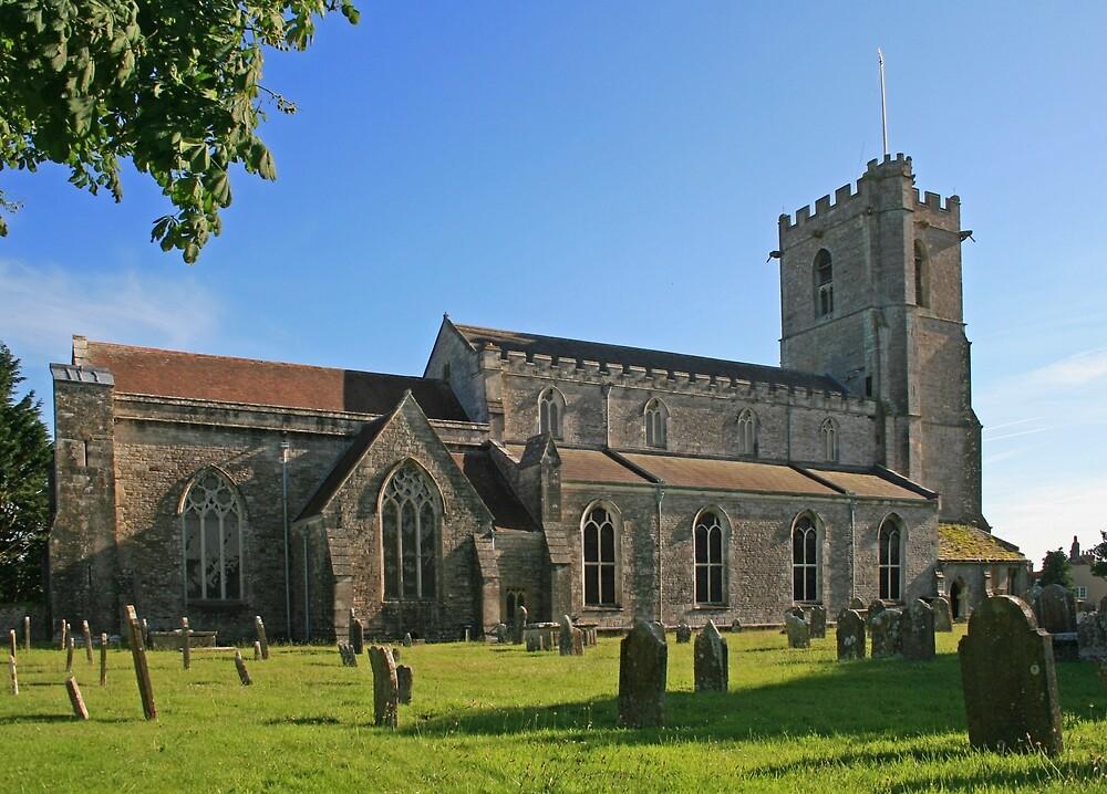 Lady St. Mary Church, Wareham by RedHillDigital