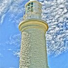 Rottnest Island Lighthouse by FLYINGSCOTSMAN