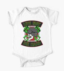 Live Fast Die Hard Kids Clothes