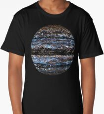 Neon Jupiter Long T-Shirt
