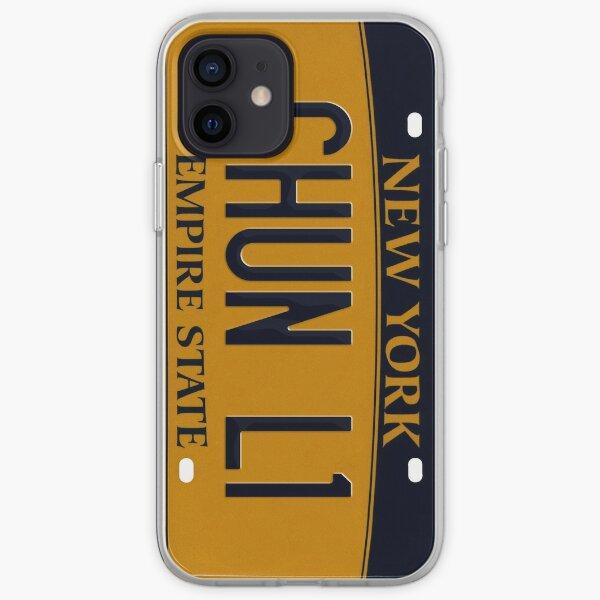 LES PLAQUES DISENT CHUN-LI Coque souple iPhone