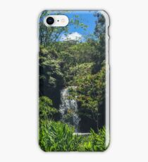 Maui Waterfall iPhone Case/Skin