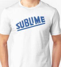 Erhaben Unisex T-Shirt