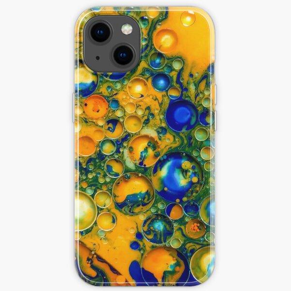 Bubbles iPhone Soft Case