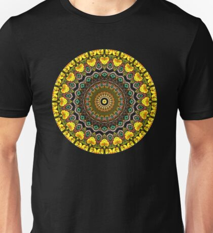 Flower Kaleidoscope III T-Shirt