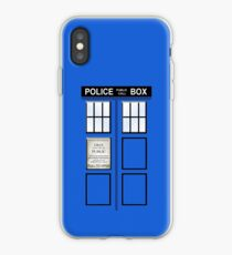 TARIDS Doctor Who iPhone Case