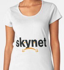 Amazon as SkyNet Women's Premium T-Shirt