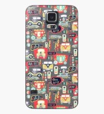 Travel Back in Time Case/Skin for Samsung Galaxy