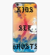 Kids See Ghosts Album Cover iPhone Case