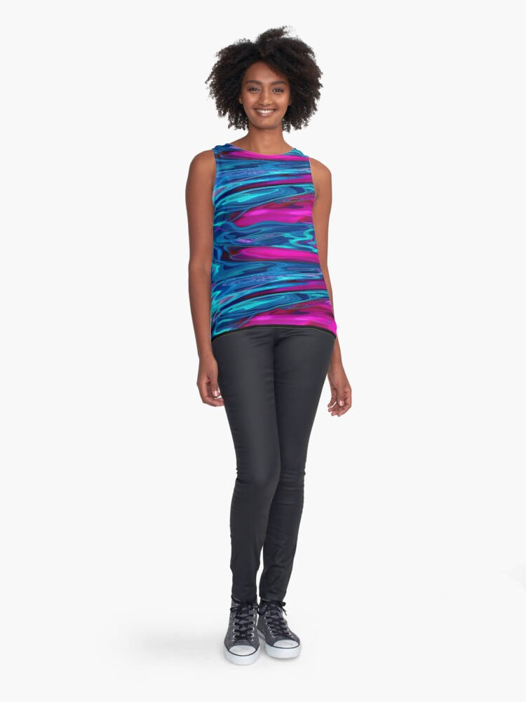 Alternate view of Infuse Sleeveless Top