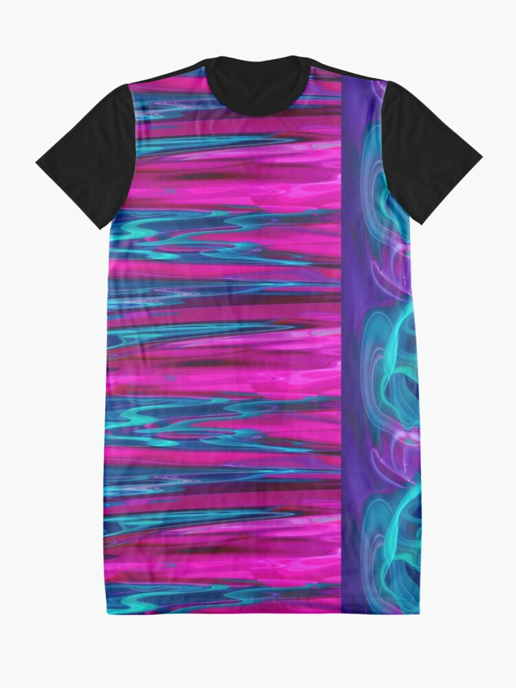 Alternate view of Infuse Graphic T-Shirt Dress