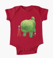 The Topiary Dog One Piece - Short Sleeve