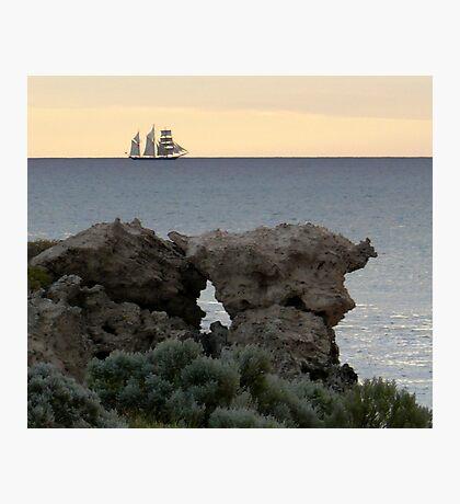 Good Ship Leeuwin Photographic Print