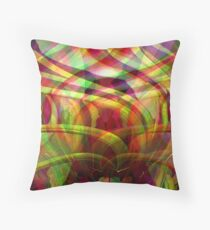 TENACLES Throw Pillow