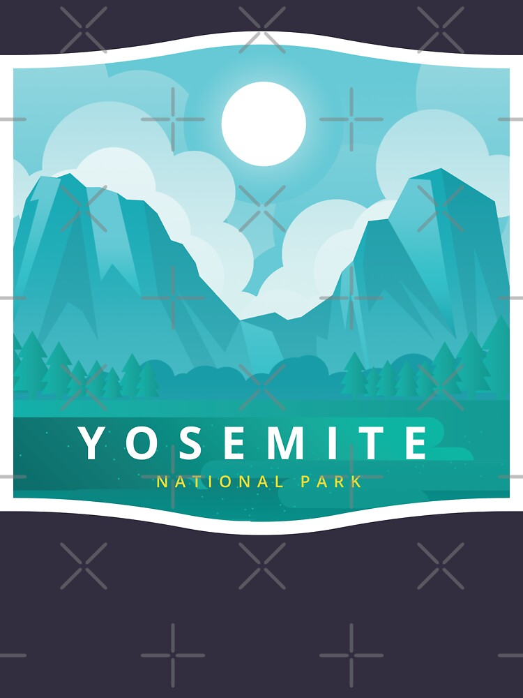 Yosemite Nationalpark von dk80