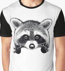 Little raccoon buddy Graphic T-Shirt