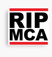 MCA Canvas Print