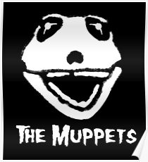 the muppets band Poster