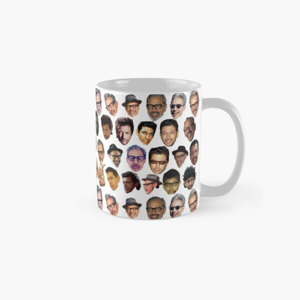 Jeff Goldblum Classic Mug