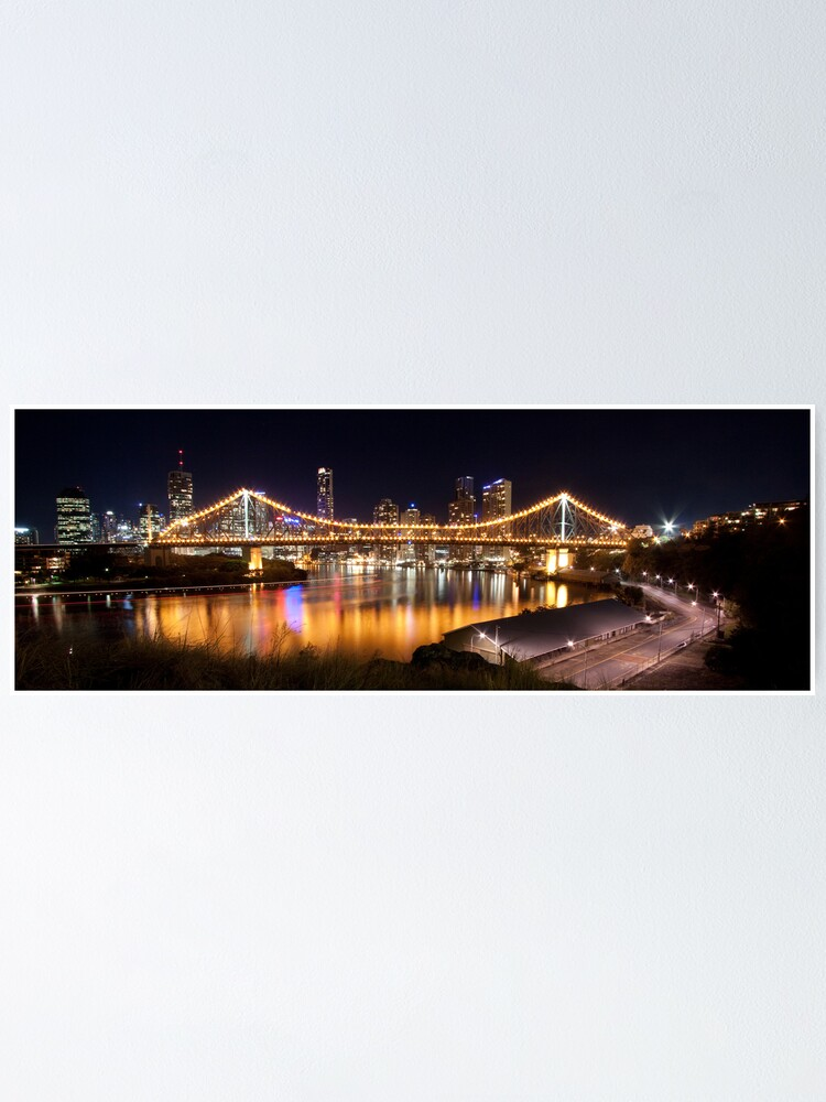 Alternate view of Story Bridge Poster