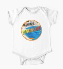 Magaluf, Magaluf poster, tshirt, Spain, beach, photo One Piece - Short Sleeve
