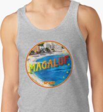 Magaluf, Magaluf poster, tshirt, Spain, beach, photo Men's Tank Top
