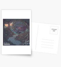 bomBARDed OST Vol. 1 Album Cover Postcards