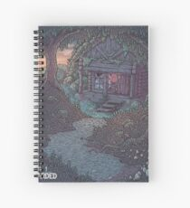 bomBARDed OST Vol. 1 Album Cover Spiral Notebook
