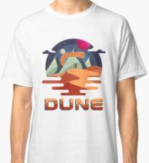 Dune Vintage Retro Movie Graphic Classic T-Shirt