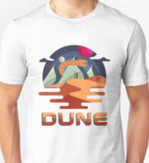 Dune Vintage Retro Movie Graphic Unisex T-Shirt
