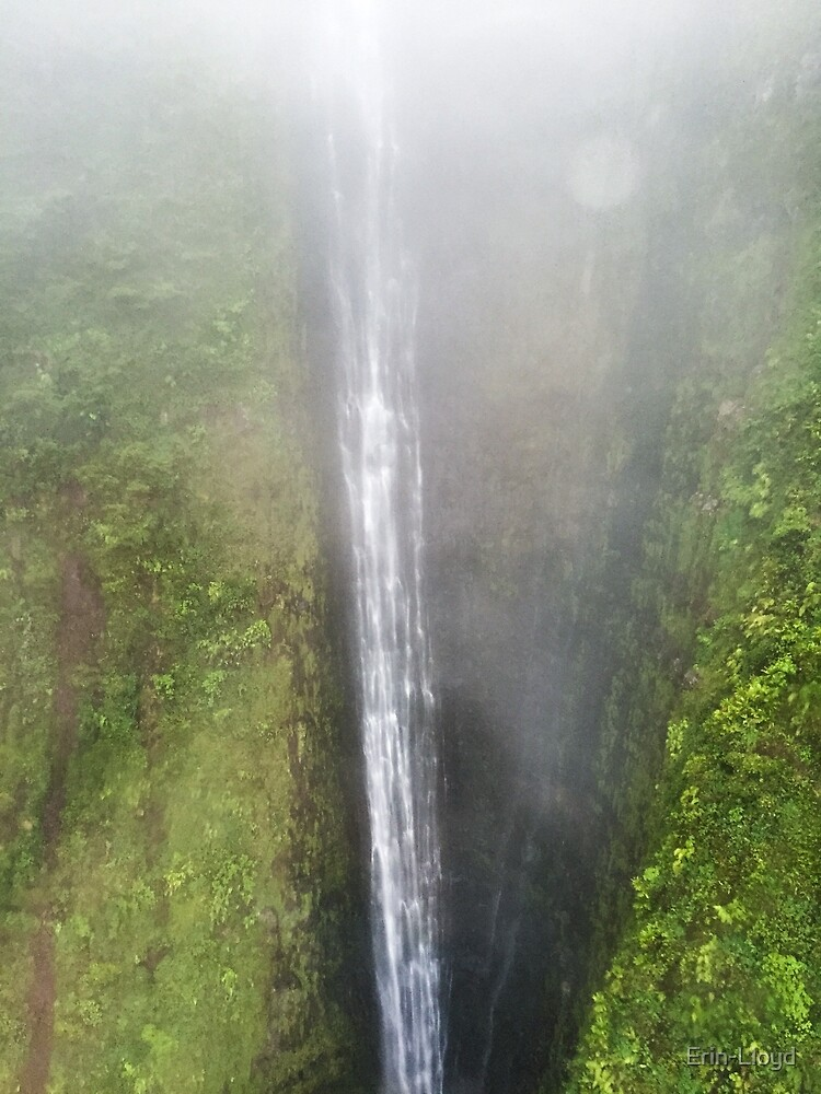 Molokai Maui Waterfall by Erin-Lloyd