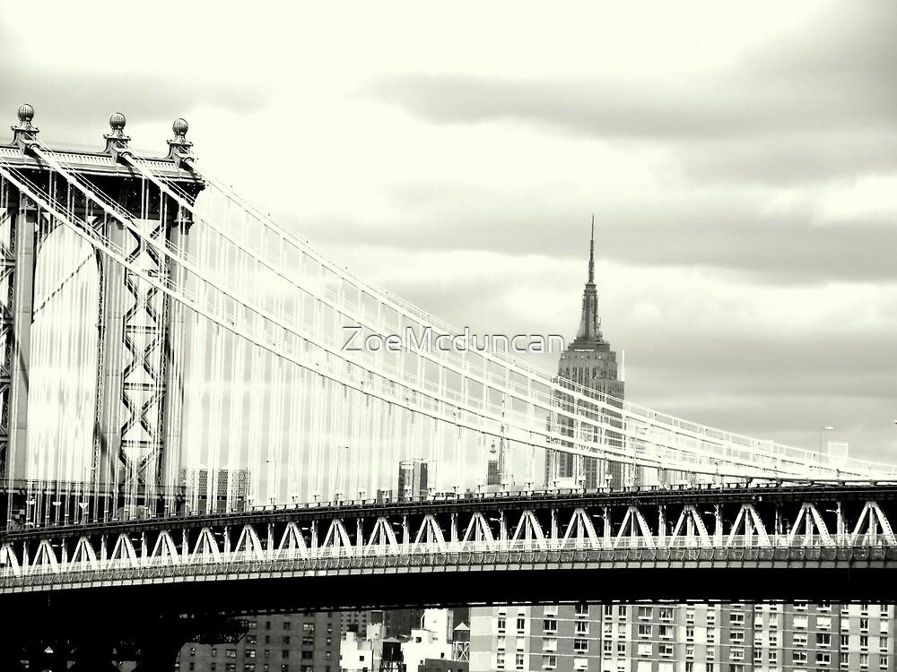Miss Manhattan by ZoeMcduncan