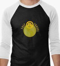 Fast Travel Men's Baseball ¾ T-Shirt