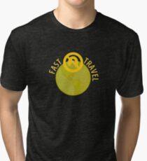 Fast Travel Tri-blend T-Shirt