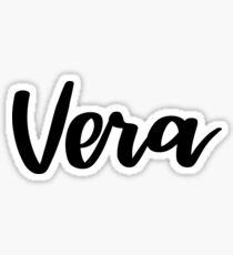 Vera  Sticker