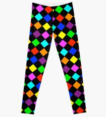Harlequin Rainbow Leggings