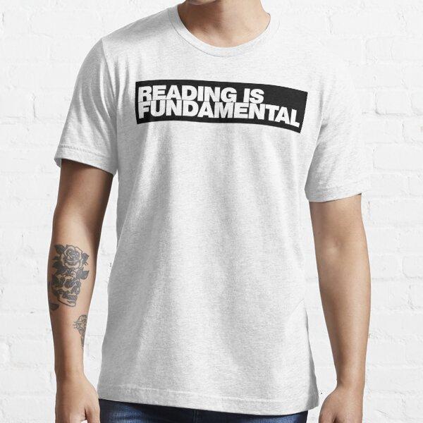 Reading is FUNDAMENTAL Essential T-Shirt