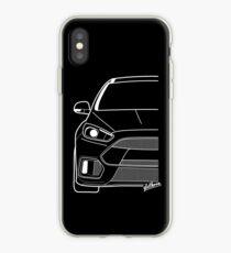 Focus 3 RS & quot; Silhouette & quot; iPhone Case