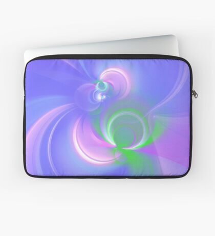 Abstract fractal colors Laptop Sleeve