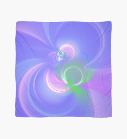 Abstract fractal colors Scarf
