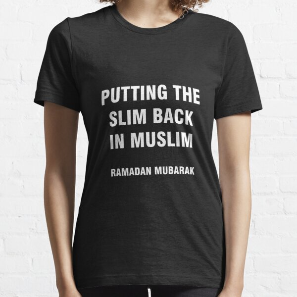 Straight Outta The Masjid T shirt Funny Parody Tee Mosque Islam Muslim Top Mens