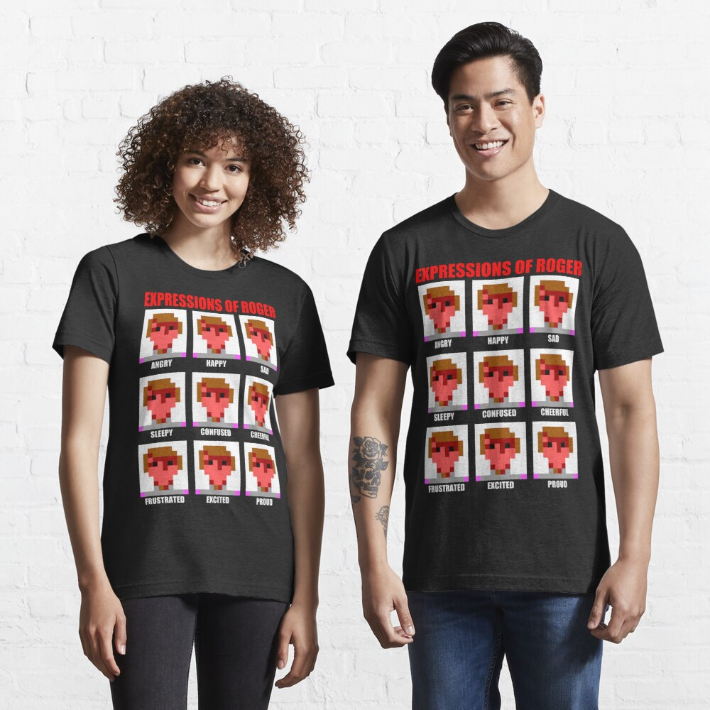 Expressions of Roger Essential T-Shirt