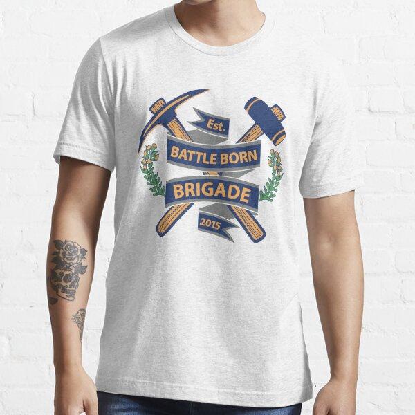 Battle Born Brigade Essential T-Shirt